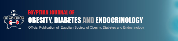Egyptian Journal of Obesity, Diabetes and Endocrinology